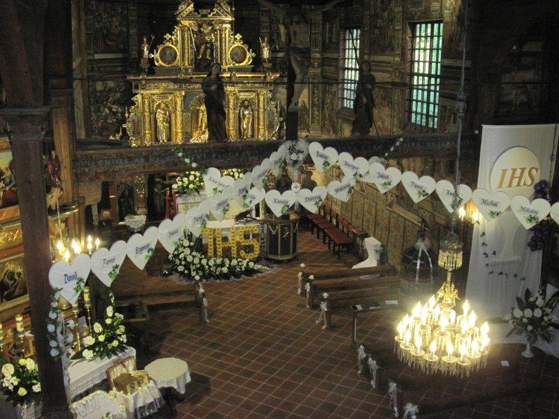 Rzymskokatolicka Parafia świętego Michała Archanioła W Binarowej